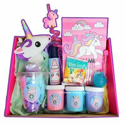 AU29.62 • Buy Unicorn Frappe DIY Slime Kit