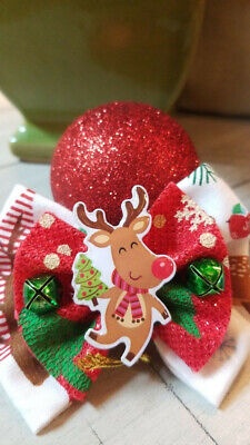 AU1.61 • Buy Festive Christmas, Easter And All Holiday Hair Bows With Accessories