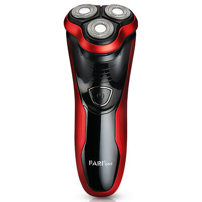 £25.59 • Buy FARI Rotary Electric Razor Shaver With Pop-up Trimmer, Wet & Dry Razor For Men
