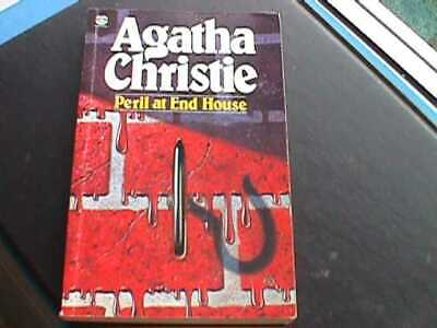 £4.25 • Buy Peril At End House By Agatha Christie - Paperback, 1985