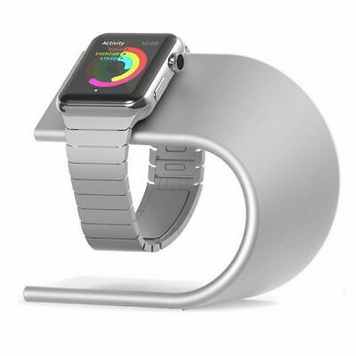 AU18.46 • Buy For Apple Watch Iwatch 1 2 3 4 5 6 SE Holder Stand Charging Dock Aluminum