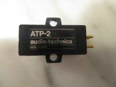 Audio Technica Atp-2 Cartridge And New Old Stock After Market Atpn-2 Stylus • 47.22£
