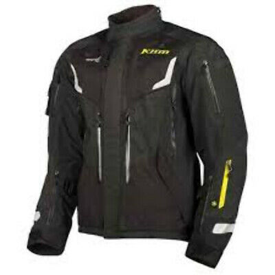 $ CDN1192.57 • Buy Klim Badlands Pro Men's Riding Jacket BLACK Size EXTRA-LARGE XL 4052-002-150-XL