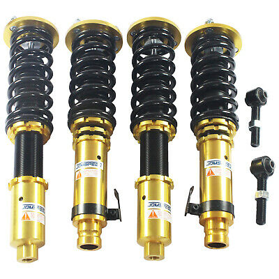 $568.99 • Buy Gold JDMSPEED For 04-08 Acura TSX 03-07 Accord Coilover Suspension Lowering Kits
