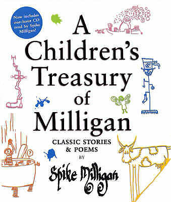 A Children's Treasury Of Milligan, Spike Milligan,  Hardback • 15.34£