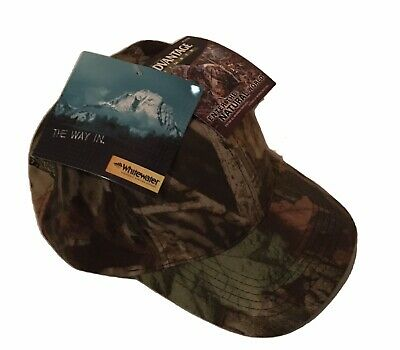 £14.99 • Buy Genuine Whitewater Ducks Unlimited (Advantage Timber Camo) Cap
