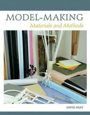 £19.06 • Buy Model-Making: Materials And Methods By David Neat (English) Hardcover Book Free