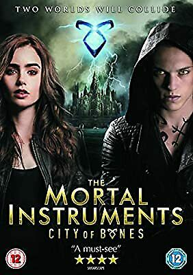 The Mortal Instruments: City Of Bones [DVD], , Used; Good DVD • 2.40£