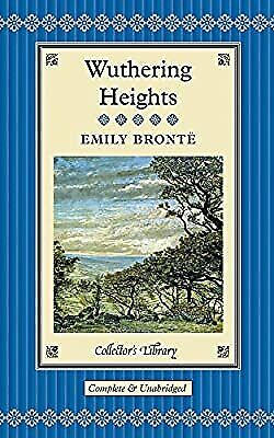 Wuthering Heights (Collectors Library), Bronte, Emily, Used; Good Book • 3.48£