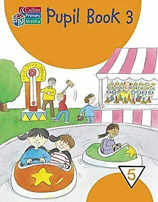 Collins Primary Maths: Pupil Book 3 (Year 5), , Used; Good Book • 2.25£