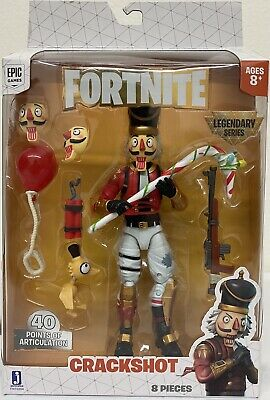 $ CDN47.30 • Buy Jazwares Fortnite 6 Inch Legendary Series Crackshot Walmart Exclusive New/Sealed