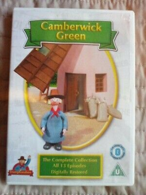 £3.90 • Buy Camberwick Green - The Complete Collection (DVD, 2007)