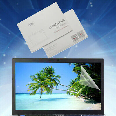 2PCS Film Screen Protector Thin Clear For Notebook Laptop 14  Anti-radiation • 4.98£