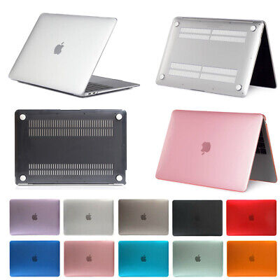 $8.83 • Buy Clear Hard Case Cover Shell For MacBook Pro Air 13  Inch A2338 A1932 A2251 A2289