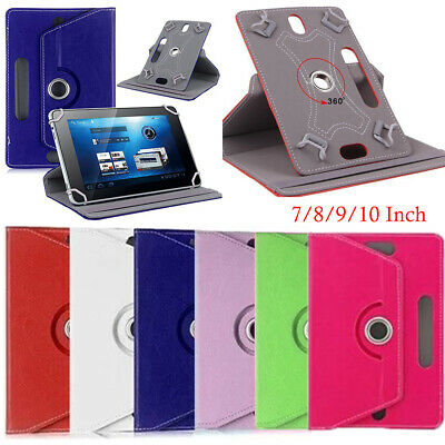 AU10.39 • Buy PU Leather Tablet Case Protector For 7  8  9  10.1  Android Tablet PC AU Hot