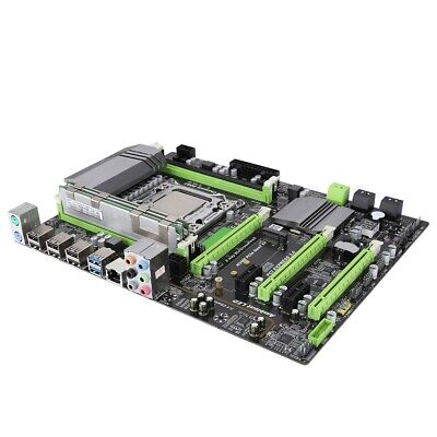 AU199.57 • Buy Computer Motherboard E5-2620 Six-core Processor + 16G Memory X79T Cooling Large