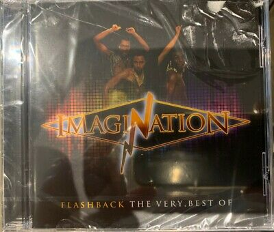 Imagination - Flashback The Very Best Of Cd (new & Sealed, Case Has 1 Crack) • 14.99£