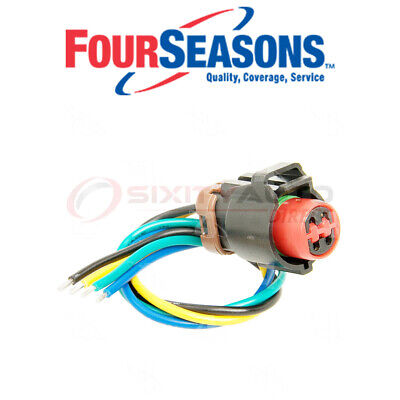 $ CDN28.50 • Buy Four Seasons A/C Clutch Cycle Switch Connector For 2008 Ford E-250 5.4L V8 - Pu
