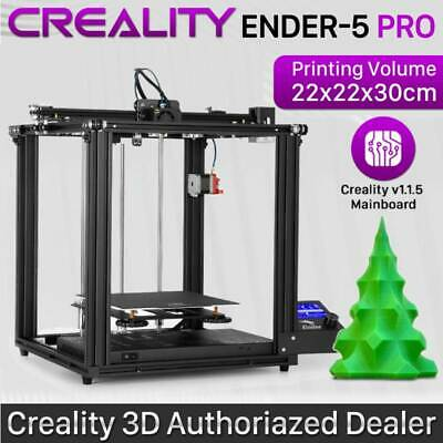AU518.88 • Buy Creality ENDER-5 Pro ENDER 5 3D Printer DIY PRINTING Au Stock Authorized Dealer