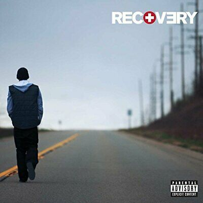 Recovery, Eminem, Audio CD, New, FREE & FAST Delivery • 8.95£