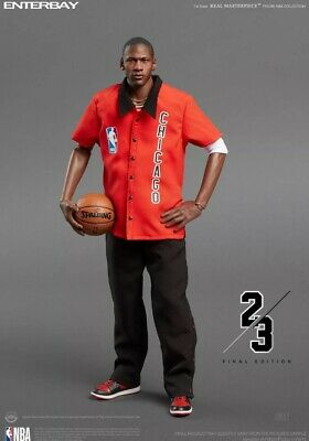 $699.99 • Buy NBA Collection Michael Jordan Away Final Limited Edition1:6 Scale Masterpiece