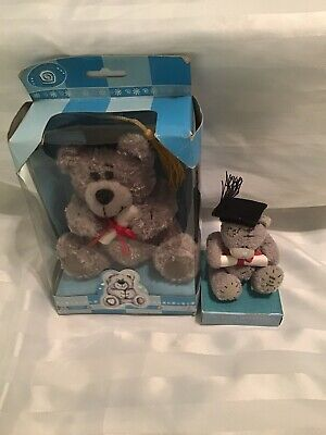 Teddy Bears, Grey,for Graduation,me To You,special Person,in Box Used • 7£