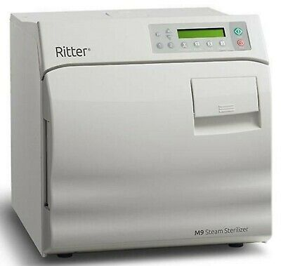 $4385 • Buy Midmark Ritter M9-042 AutoClave Automatic Sterilizer Steam AUTOMATIC DOOR - NEW