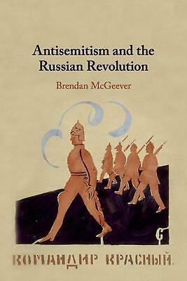 Antisemitism And The Russian Revolution By Brendan McGeever (English) Paperback  • 25.68£