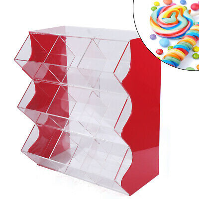 UK Stacking Pick & Mix Dispensers Wedding Sweet Stand Candy Boxes Wedding Favour • 164.05£