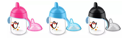 £8.79 • Buy Philips Avent Sippy Cup Drinking Beaker Premium Spout, 340ml 18m+