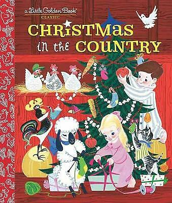 £4.11 • Buy Christmas In The Country Little Golden Books, Barbara Collyer,  Hardback