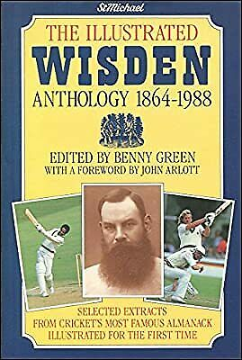 £10.19 • Buy The Illustrated Wisden Anthology 1864-1988, , Used; Good Book