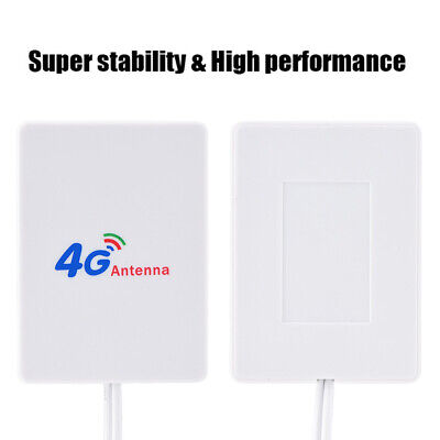 £5 • Buy 3G 4G Antenna Amplifier 28dBi Lte WiFi Router Modem For CRC9 TS9 SMA Connector