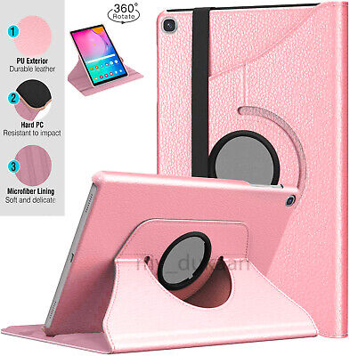 For Samsung Galaxy Tab A7 10.4  SM-T500 SM-T505 (2020) 360° Rotation Case Cover • 5.99£