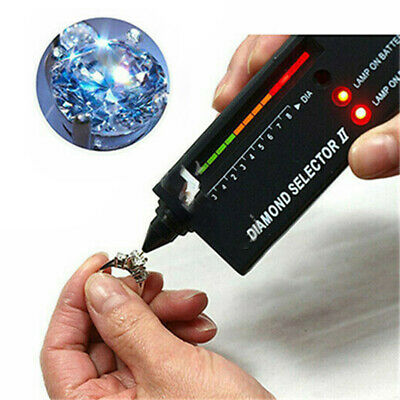 £12.22 • Buy Gold/Silver/Diamond Tester Gemstone Testing Kit Electronic Tester Accurate HOT!
