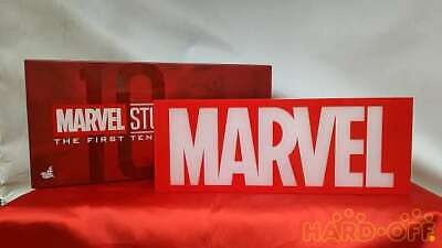 $ CDN253.18 • Buy Logo Light Box  MARVEL  Hot Toys PLIG001N