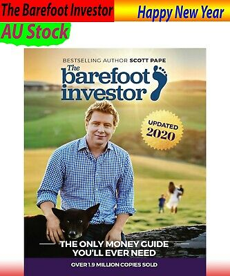 AU23.49 • Buy The Barefoot Investor 2020 Update | Paperback Book | BRAND NEW | FREE SHIPPING
