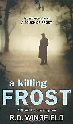 A Killing Frost, Wingfield, R. D., Used; Good Book • 2.96£