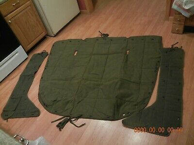 $250 • Buy 1953 Deuce And A Half M35 Military Truck HOOD COVER ASSEMBLY