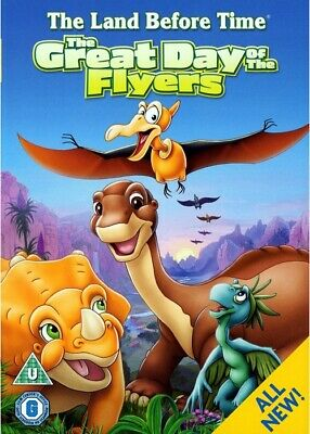 £2.37 • Buy The Land Before Time XII: The Great Day Of The Flyers (DVD, 2006)