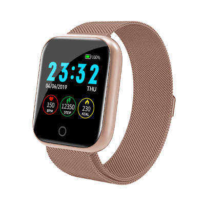 AU43.99 • Buy Smart Watch For IOS Android IPhone Samsung LG Smartwatch Men Kids Watches Gift