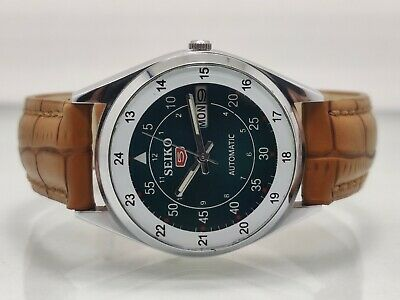 $ CDN41.59 • Buy Vintage Seiko 5 Automatic Stainless Steel Movement No.6309 Day-Date Men's Watch