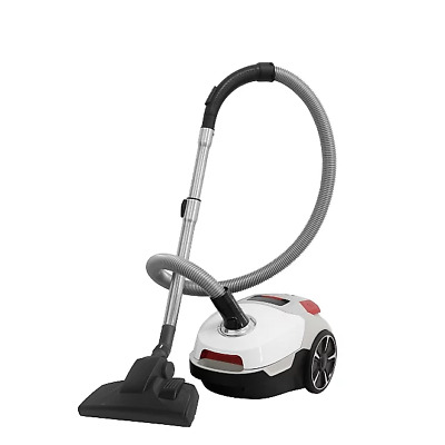 £24.99 • Buy Goblin GCVB101W-20 Bagged Cylinder Compact Vacuum Cleaner 2.5L 800W White