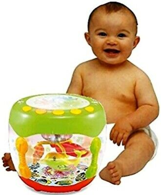 £14.99 • Buy Interactive Baby Toddlers Toy Music Flash Drum Shapes Educational Kids Toys