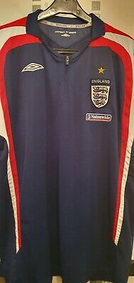 England Football Training Top Size XL • 18£