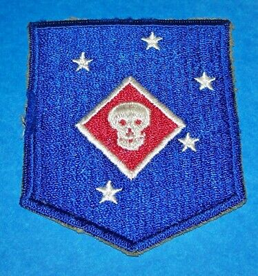 $74.99 • Buy ORIGINAL CUT-EDGE WW2 USMC 1st M.A.C. RAIDER BATTALION PATCH