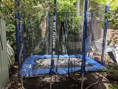 AU200 • Buy Trampoline Jumpstar With Enclosure (5ft X 7ft)