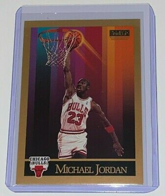 $25 • Buy 1990-91 Skybox Michael Jordan #41 NBA Chicago Bulls Basketball & Golf Card PSA?