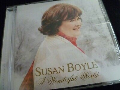 Susan Boyle  What A Wonderful World  Cd    Trusted Seller • 1.50£