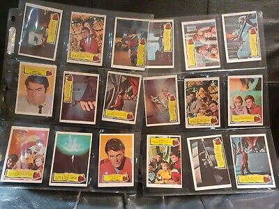 A&BC Land Of The Giants 1969 Gum Cards *Full Set* • 159£